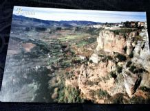 GLOSS PHOTO POSTCARD RONDA VISTA DEL TAJO CASA SAN JUAN BOSCO